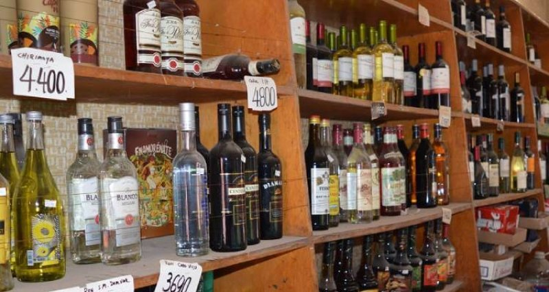 Llaman a comerciantes y productores de alcoholes a inscribirse ante el SAG