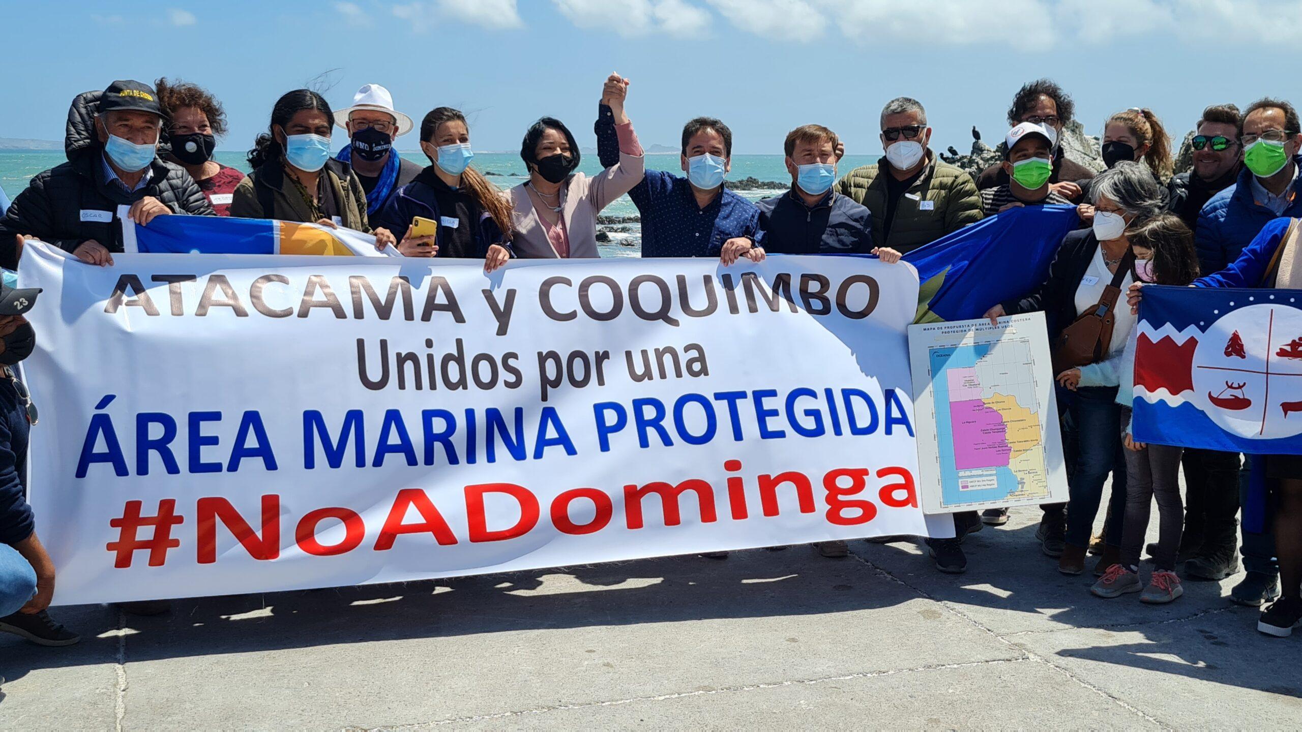 Coquimbo y atacama firman convenio de colaboración para proteger Archipiélago de Humboldt