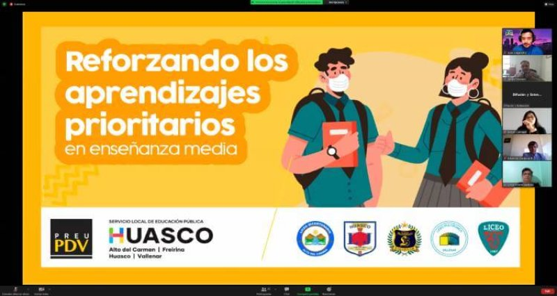 SLEP anuncia convenio con Preuniversitario Pedro de Valdivia para nivelar los aprendizajes de sus estudiantes frente a la PTU