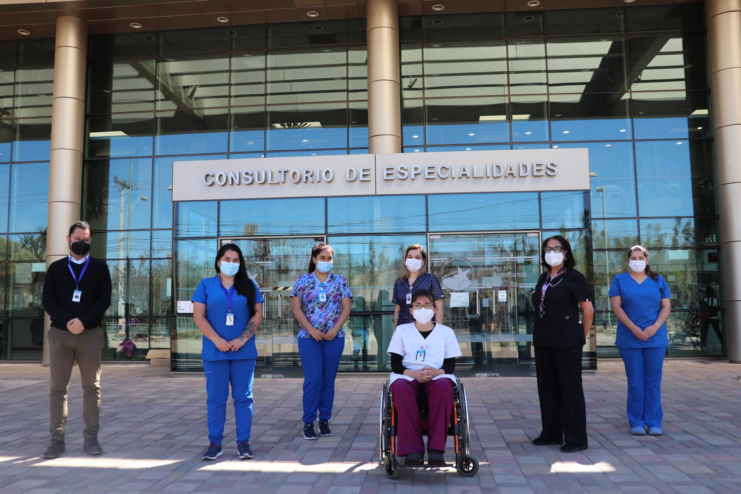 En la semana de los Cuidados Paliativos, Doctora Carmen Gallardo Peralta