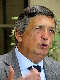 """Lautaro Carmona manifestó su preocupación por migración y calificó marcha anti migrantes como """"peligrosa"""""""