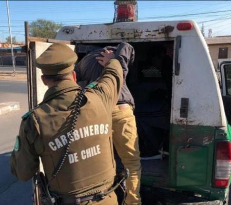 Aumenta en 22% delitos durante el primer fin de semana sin toque de queda en Atacama