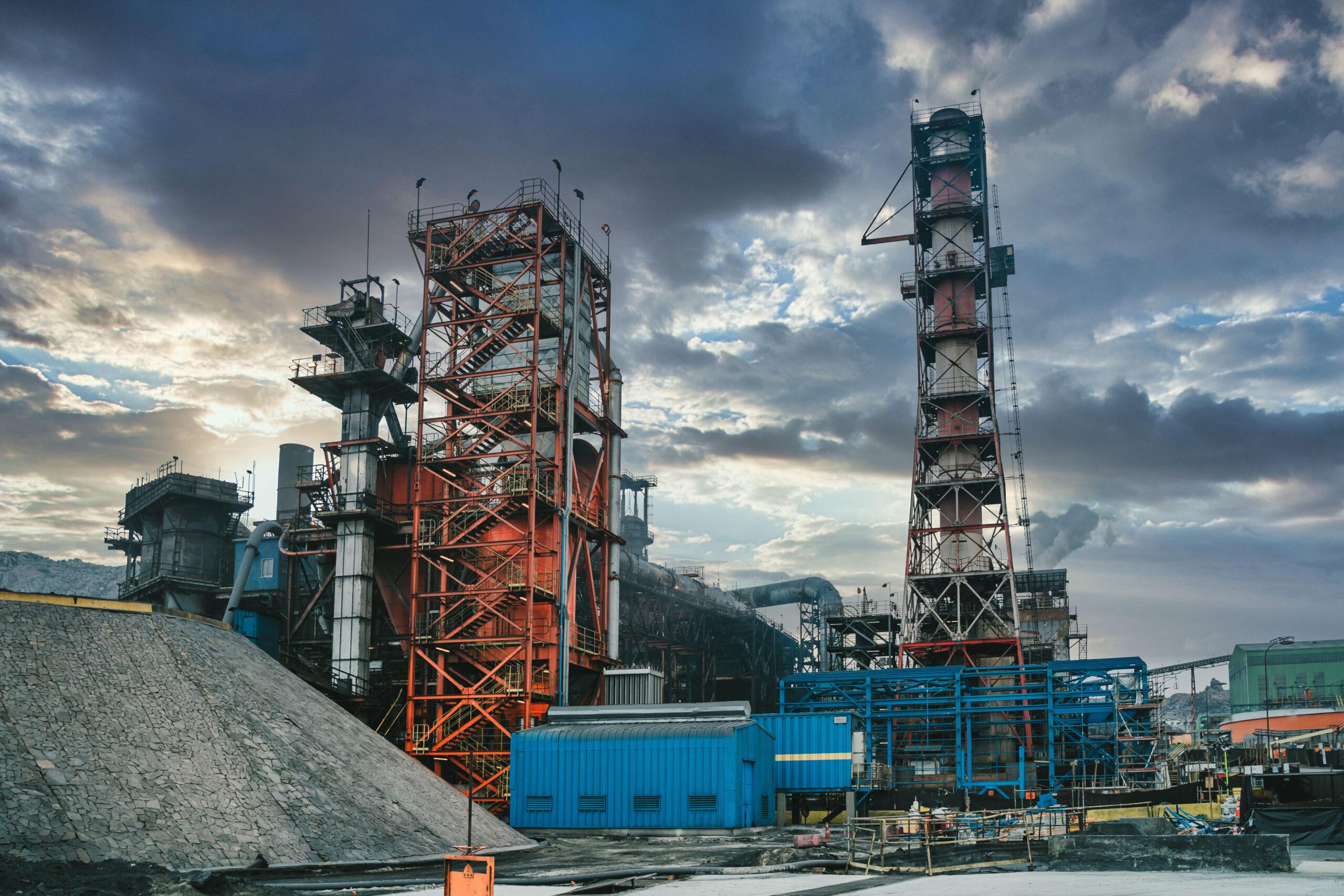 CMP descarbonizará planta en Huasco, reduciendo de manera significativa sus emisiones a la atmósfera